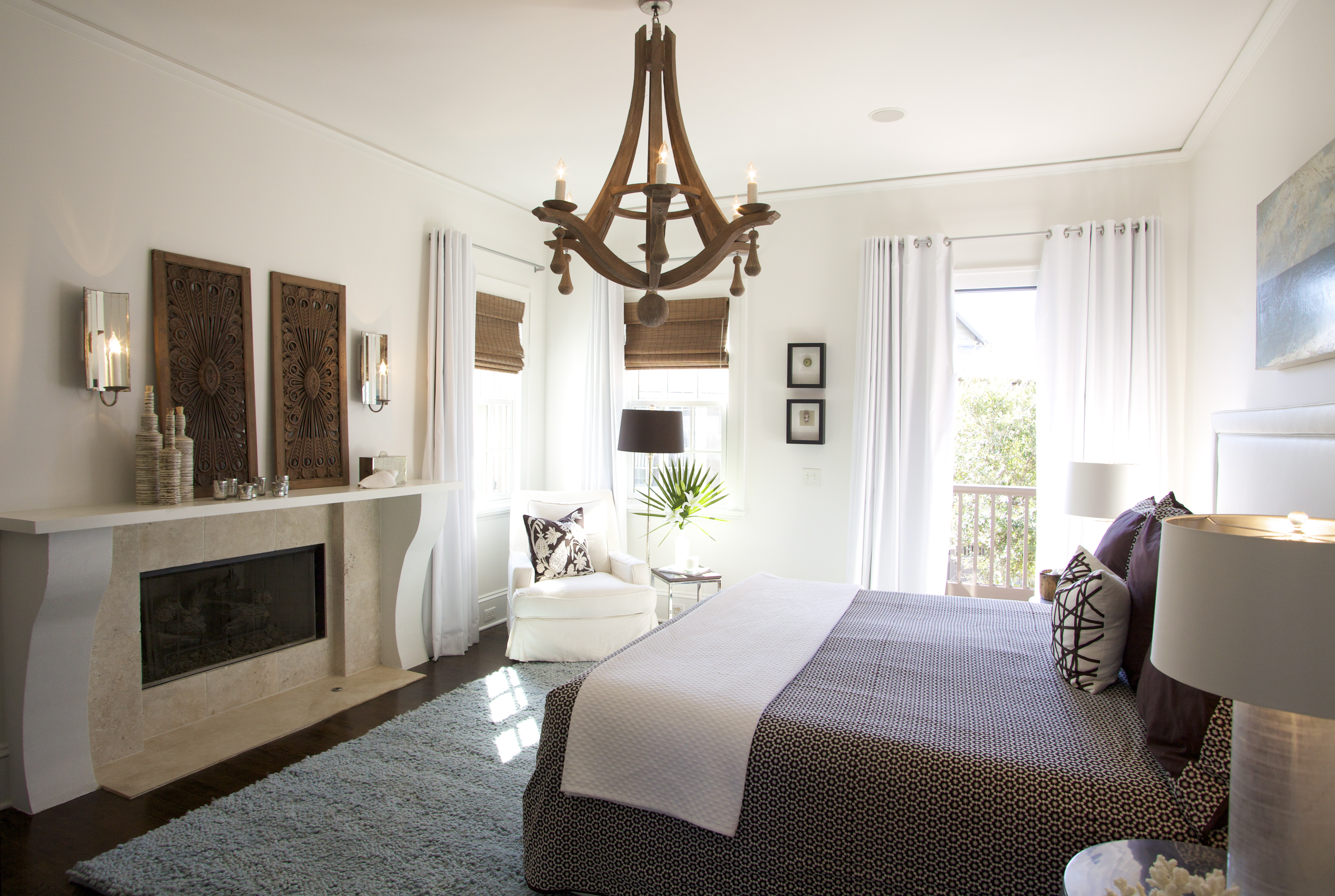 before after rosemary beach master bedroom tracery interiors