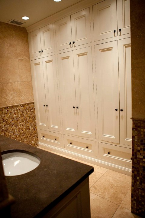 Spanish Revival Bathrooms Tracery Interiors