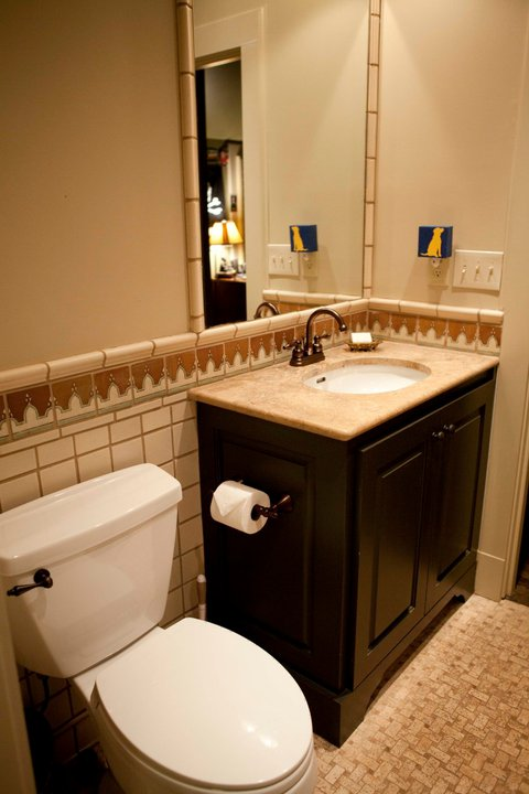 Bathroom In Spanish spanish revival bathrooms | our blog