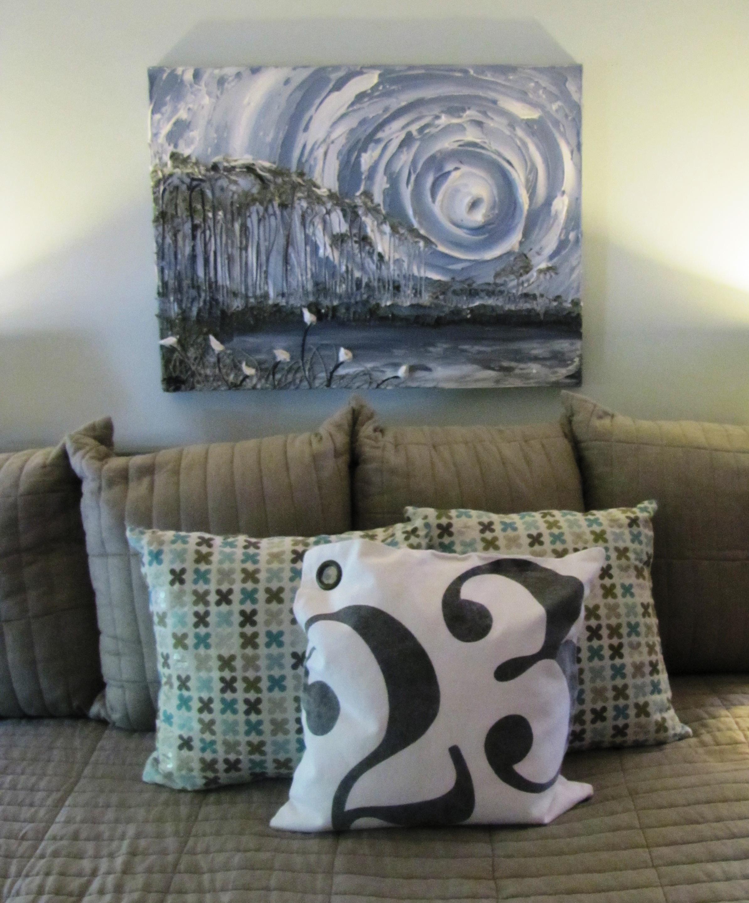 master bedroom art tracery interiors