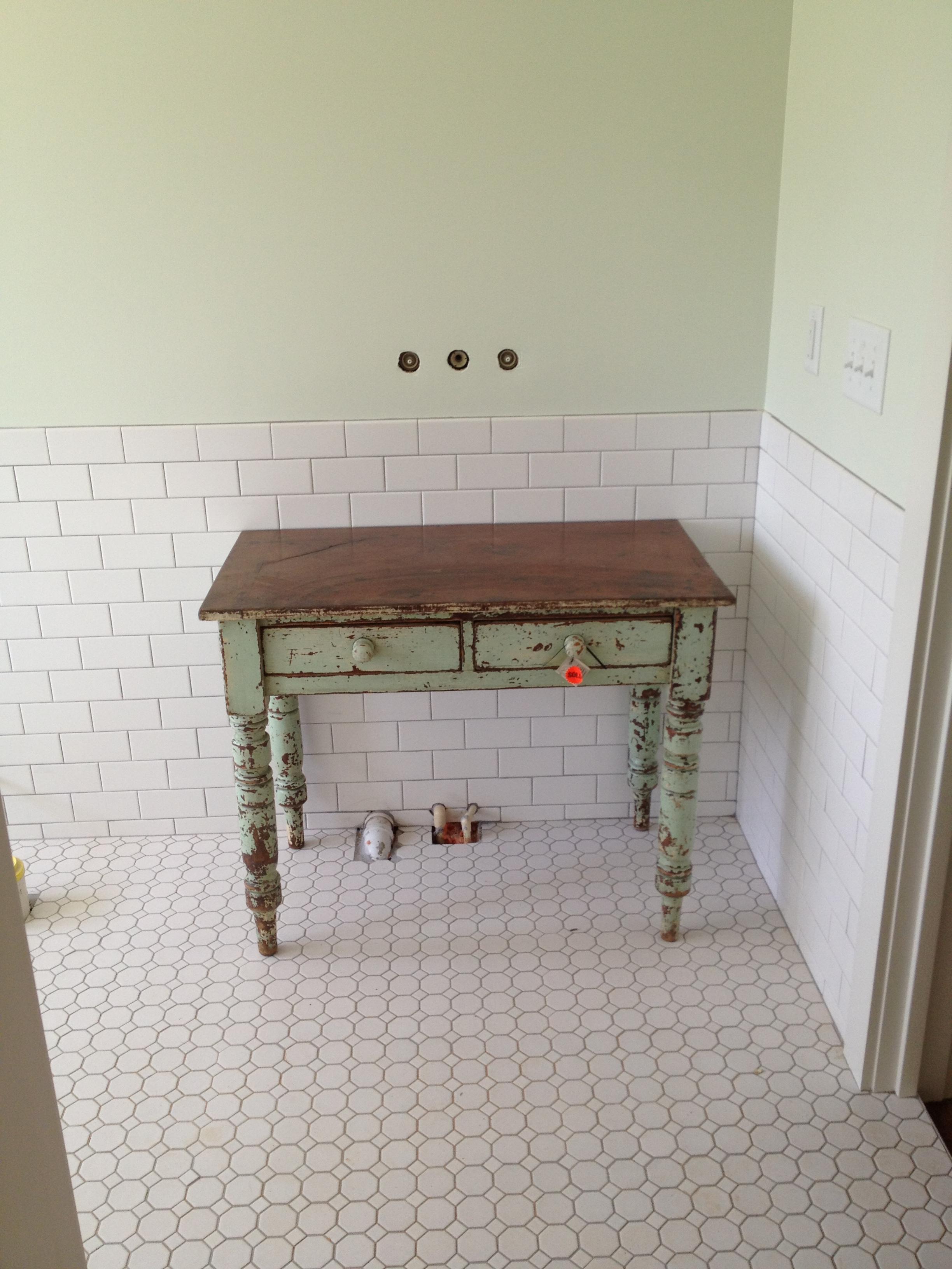 This Guest Bath ...