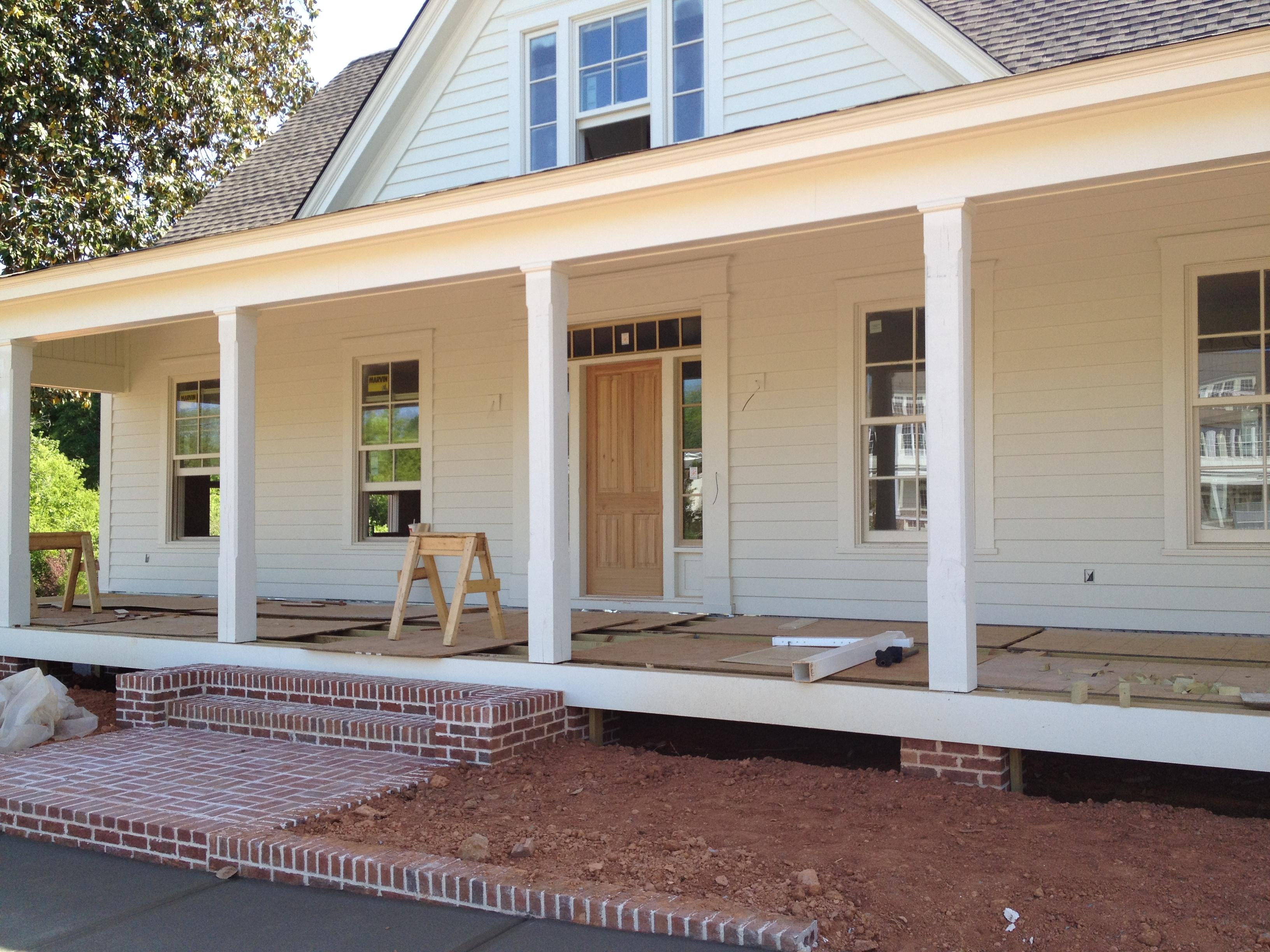 Southern living house plans farmhouse revival for Southern living house
