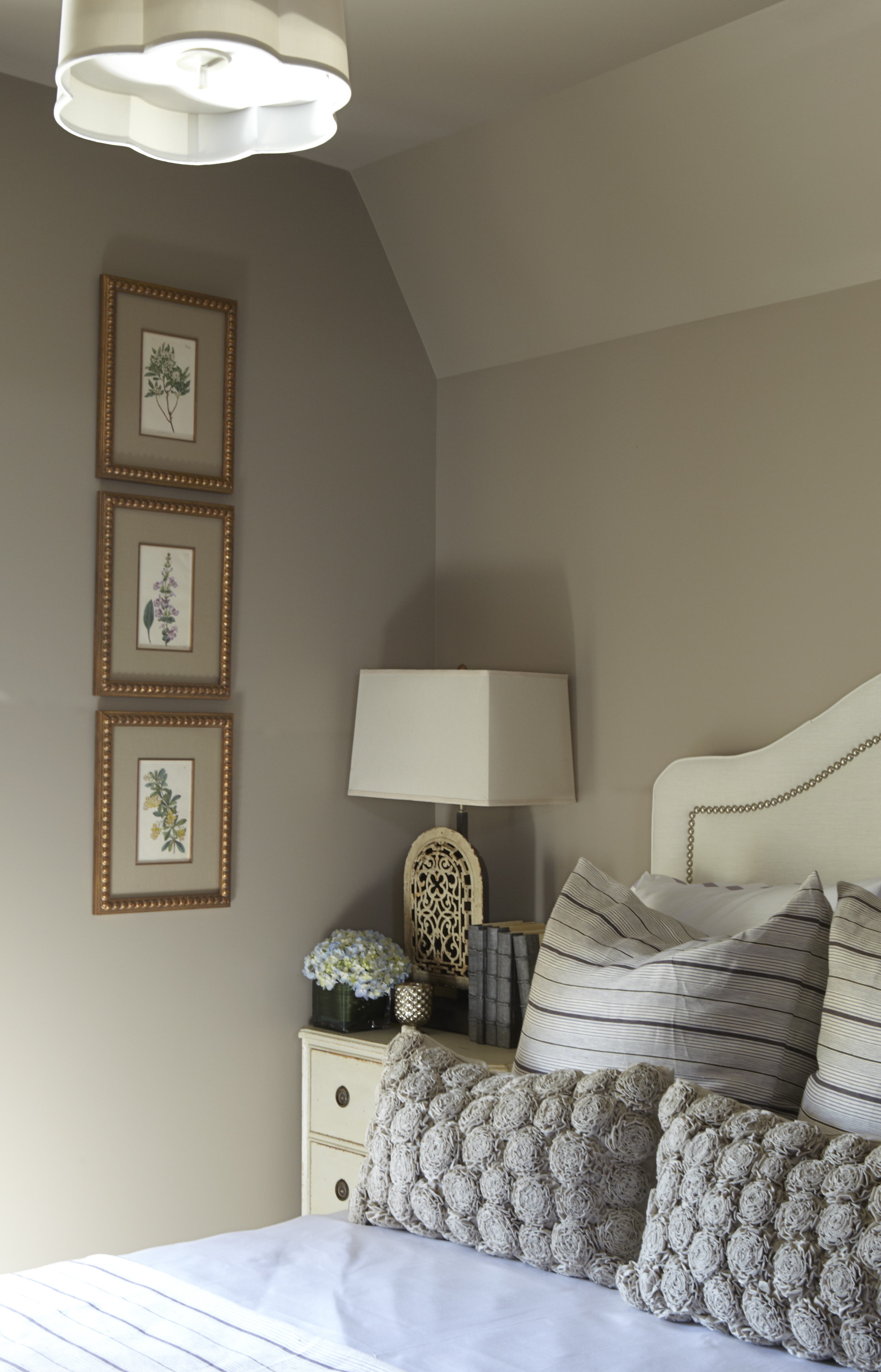 Benjamin Moore Gray : Inspiration home guest suite our