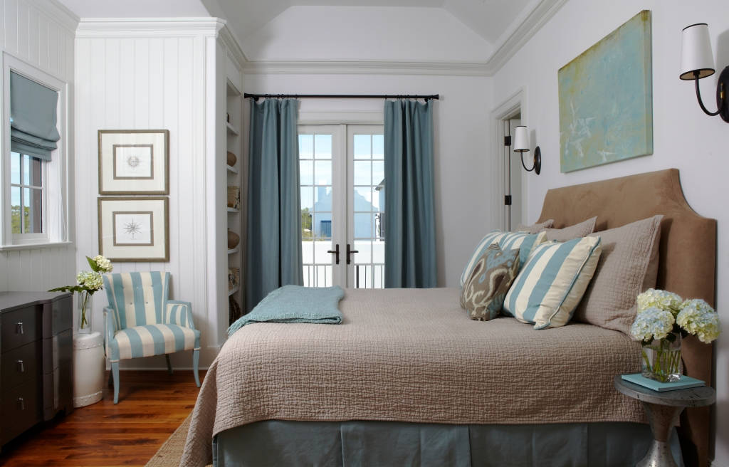 Alys Beach Home Part 2. Bedrooms. | Tracery Interiors