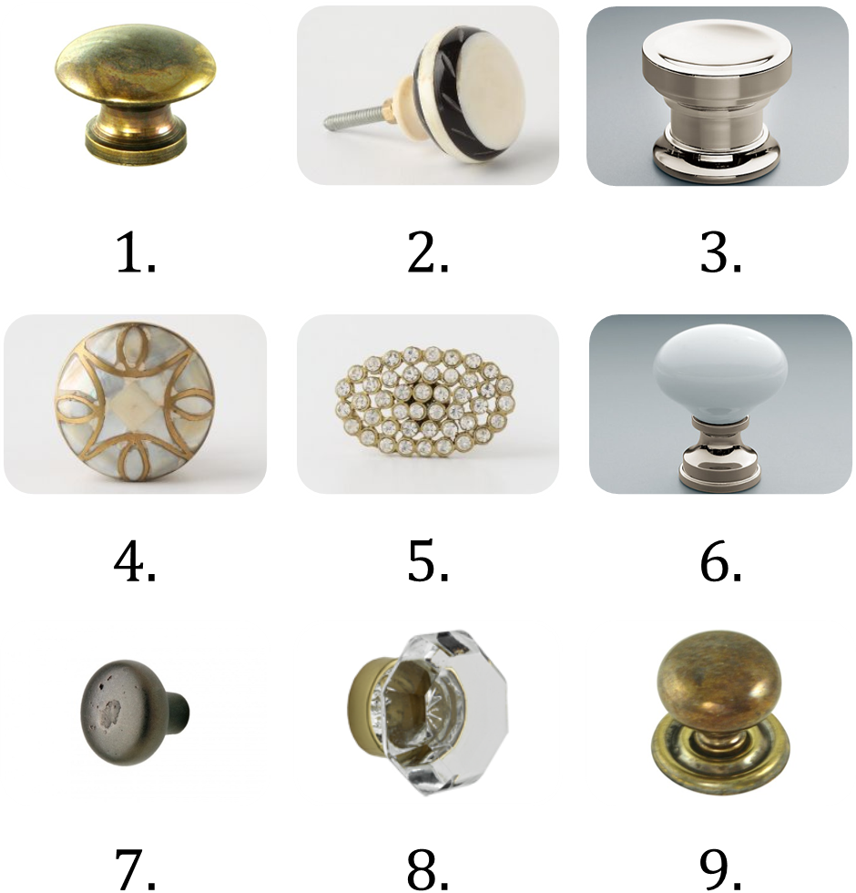 Tracery Tips Cabinet Hardware Tracery Interiors