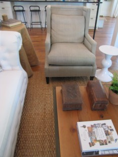 Garrison Chair, Originally $2,693.60. Now $1,346.80