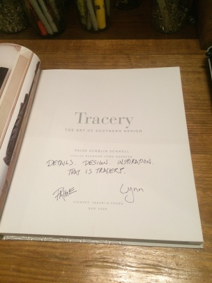 tracery book